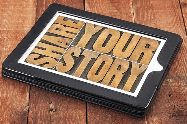 storytelling e truthtelling