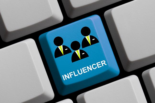 o que é um digital influencer