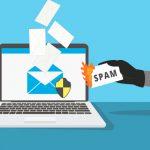 Por que meu e-mail fica sempre cheio de Spam?