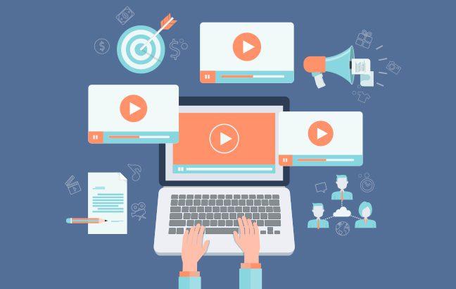 Vídeos para marketing digital