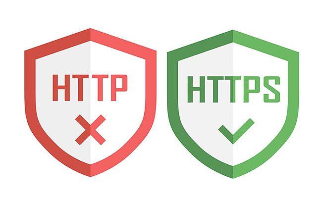 HTTP x HTTPS