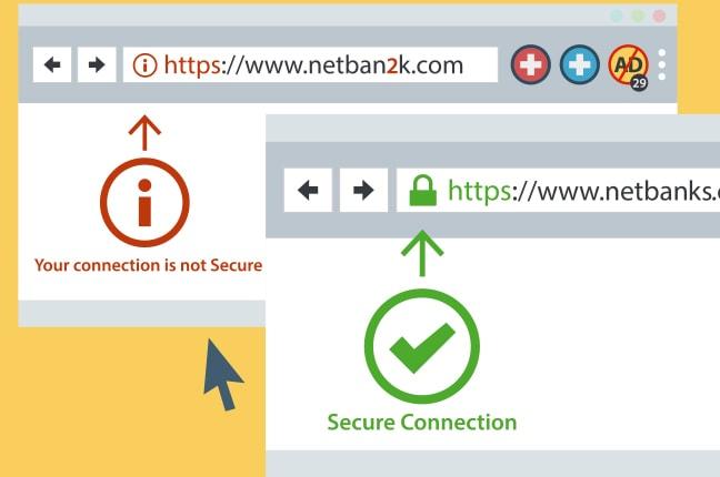 HTTPS HTTP Seguro e Nao Seguro