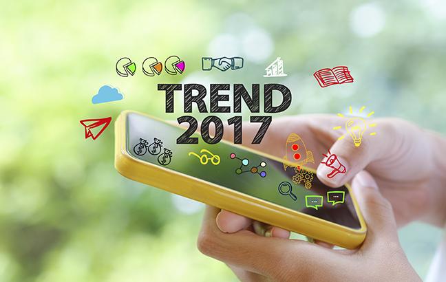 Como já vem acontecendo há alguns anos, o marketing digital continua em alta, mas como o universo virtual apresenta frequentemente inúmeras novidades, fomos buscar as principais tendências de mercado para 2017