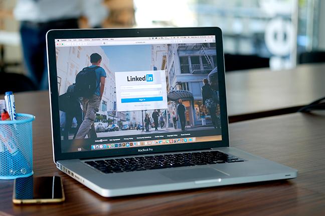 Linkedin para sua empresa