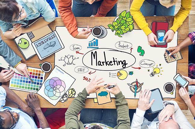 como montar plano de marketing digital